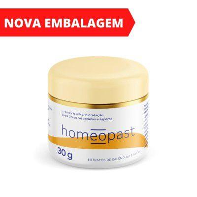 Creme Hidratante Homeopast 30gr