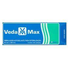 Envelope Autoclave Vedamax 90x260 cx-100pcs