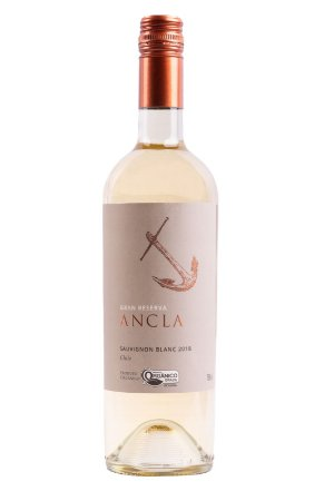 Ancla Gran Reserva Sauvignon Blanc 2018 Orgânico