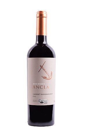 Ancla Gran Reserva Cabernet Sauvignon 2017 Orgânico