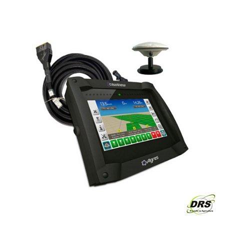 Kit Controlador de Vazão com Sistema de GPS e Corte de Seção
