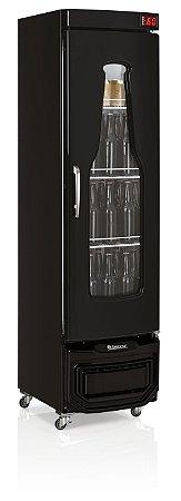 Cervejeira Gelopar GRBA-230EVC /PR Vertical 230L Porta com Vidro 220V