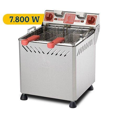 Fritadeira Marchesoni Água e Óleo 25 Litros 8000W 220v FT.4.262
