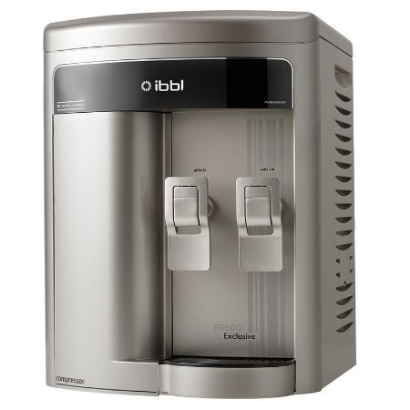Purificador de Água IBBL FR600 Exclusive Prata 220v