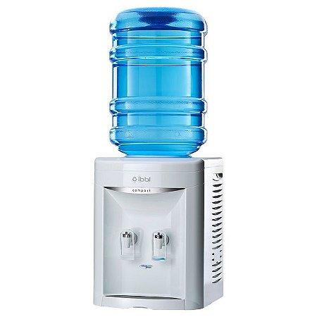 Bebedouro IBBL Compact FN 2000 Água Natural e Gelada Branco 220v