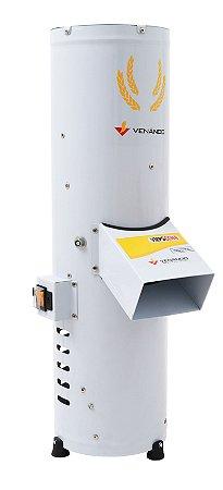 Moinho de Pão Venâncio VMPS80NR com Sistema de Segurança NR12 Monofásico 80Kg