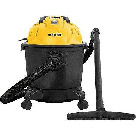 Aspirador de Pó Vonder APV1218 1200W Sólidos e Liquidos 18L 220v