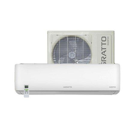 Ar Condicionado Split Agratto Eco 22.000 Btus Quente e Frio - 220v