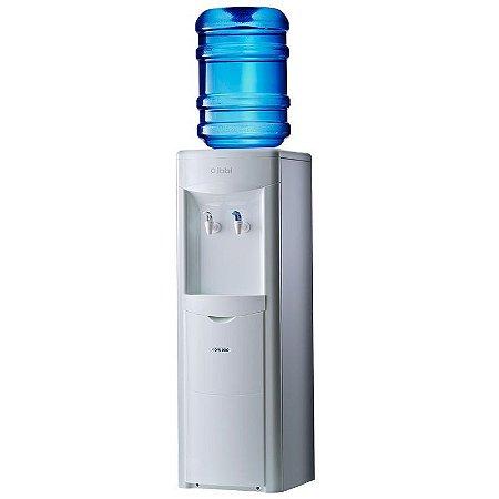 Bebedouro de Coluna IBBL GFN 2000 Água Natural e Gelada Branco 220v
