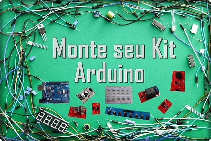 Monte seu Kit Arduino
