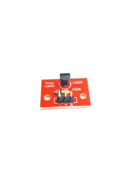 Sensor Medidor De Temperatura Lm35