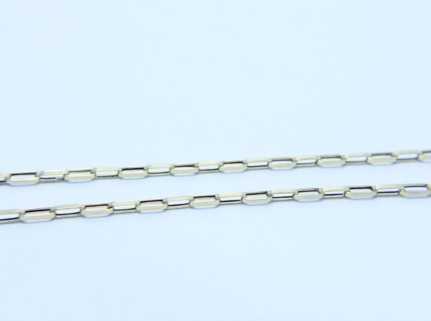 CORRENTE DE OURO 18K CARTIER DE 2,3MM COM 61CM