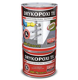 Drykopoxi TX Adesivo A+B