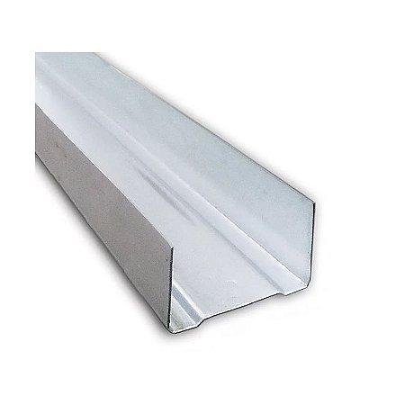 Perfil Guia U para DryWall 48mm Barra 3m