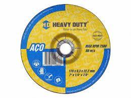 "Disco Desbaste 4.1/2"" Heavy Duty"
