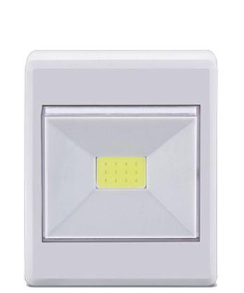 Mini Luminária Led Botão 3W Elgin