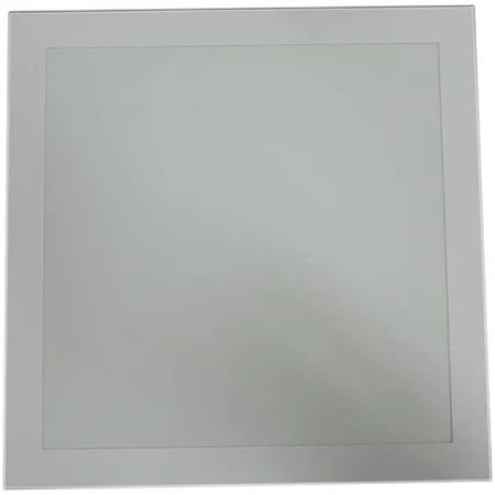 Plafon Led Quadrado Embutir AM 6W Luz Sollar