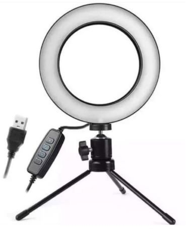 Luminária Ring Light Médio