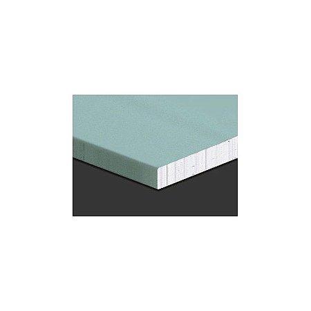 Chapa DryWall RU 12,5mm 1,20x1,80 Resistente a Umidade