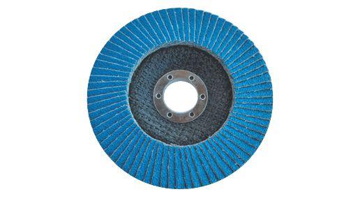 """Disco 4.1/2"""" Flap Zirconia 40 Ref. 4026 Lotus"""
