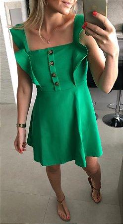 Vestido summer cor verde