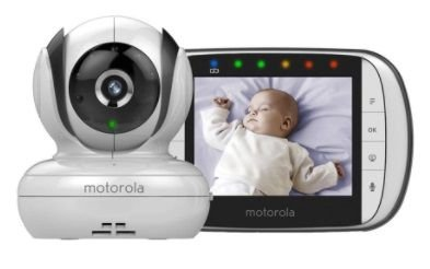 Babá Eletrônica - Baby Call Motorola