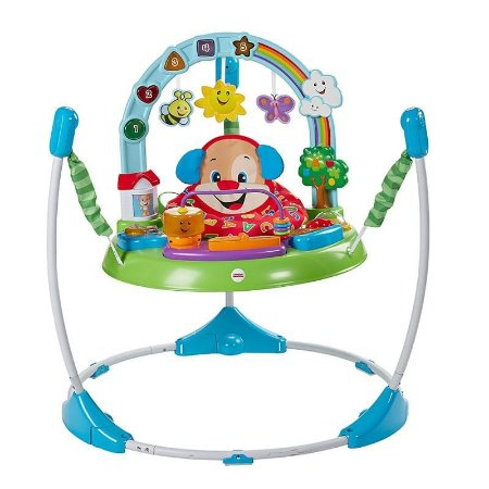 Jumperoo Laugh & Learn Puppy Fisher-Price