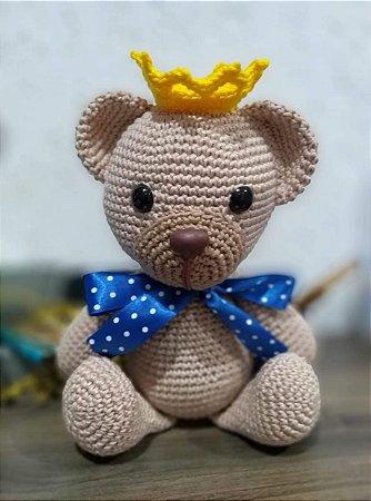 Urso Amigurumi - R$ 130,00 em Mercado Livre | 450x334
