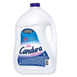 AGUA SANITARIA CANDURA 5L