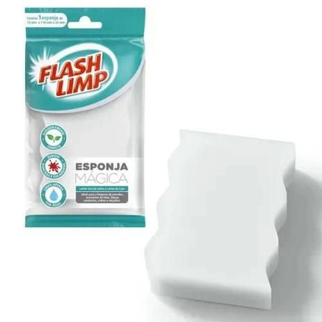 ESPONJA MAGICA FLASHLIMP