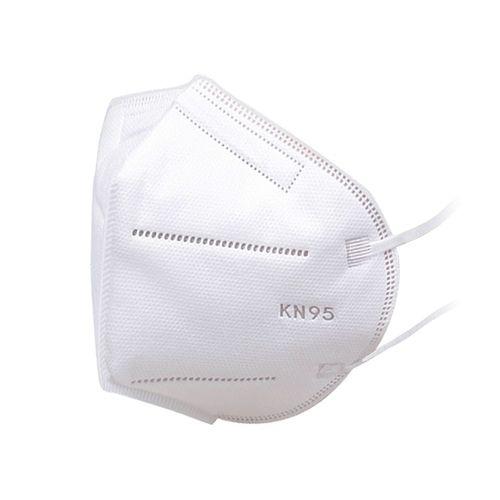 MASCARA KN95 Branco Adulto - 2un -  Não médica YXLB