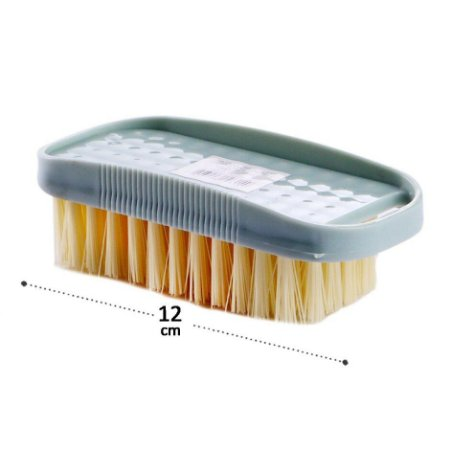 Escova de Limpeza de Plastico 12x5 cm