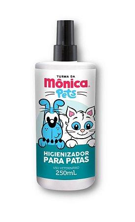 HIGIENIZADOR PARA PATAS TURMA DA MONICA 250ML