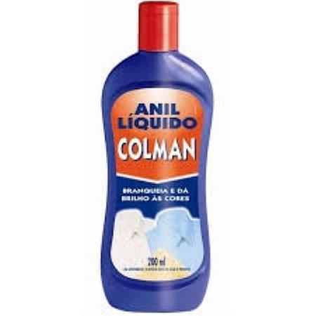 Anil colman 200ml liquido