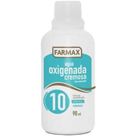 Agua oxigenada farmax 10v 90ml