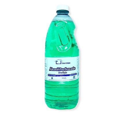 ALCOOL PERFUMADO EUCALIPTO 2L CLIMPA