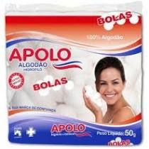 ALGODAO HIDROF APOLO BOLA 50g