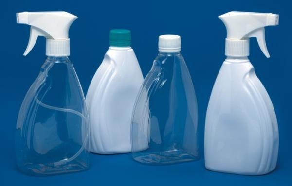 Borrifador tipo limpa vidro medio 500ml c/ valv