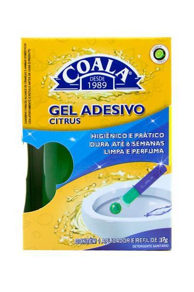 Coala gel adesivo ap+refil 37g Eucalipto