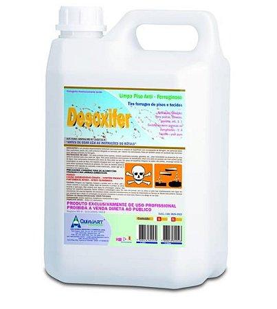 Desoxifer - limpa piso antiferrugem 5L Quimiart