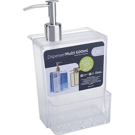 Dispenser multiuso cristal 600ml