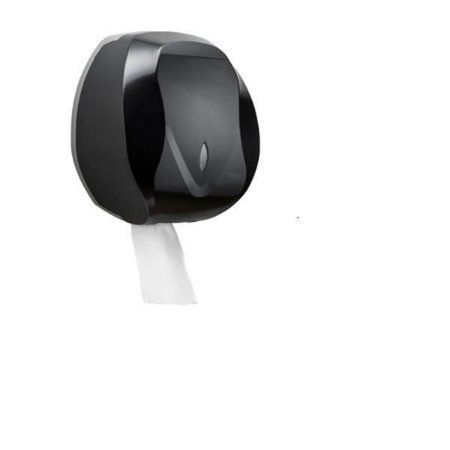 Dispenser papel Higienico Rolao 300/500m PRETO Velox