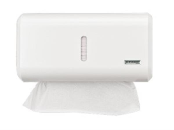 Dispenser papel toalha compacto branco urban bco s/divisoria