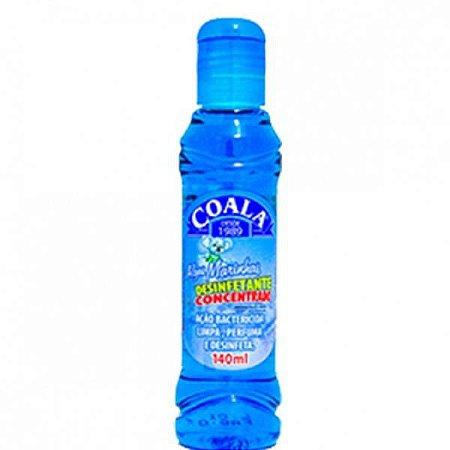 Desinfetante conc Coala Algas marinhas 140ml