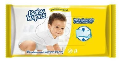 Lenco umedecido baby wipes huggies 48un