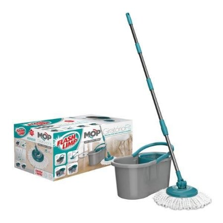 Mini mop giratorio fit Flashlimp