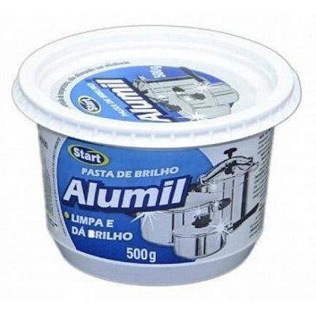 Pasta de brilho alumil 500g Start