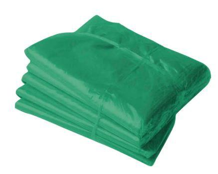 Pacote saco lixo Verde 100L 100 undd