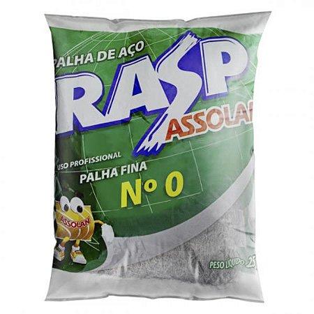 Palha de Aco FINA RASP Assolan NR 0