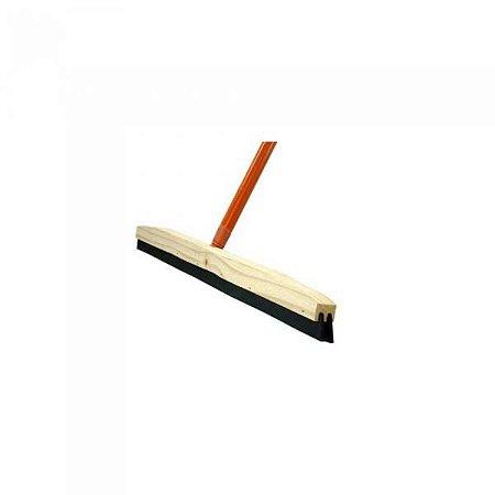 Rodo de madeira duplo 60cm Santana